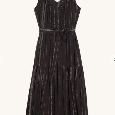 FRNCH ADELYNE WOVEN DRESS
