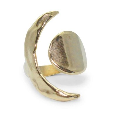 Amanda Hunt Equinox Bronze Ring
