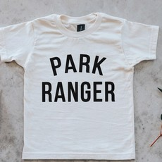 Park Ranger Organic Kids Tee