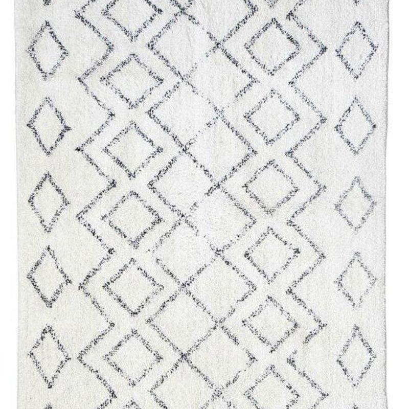 Diamond Pattern, 4x6 Rug
