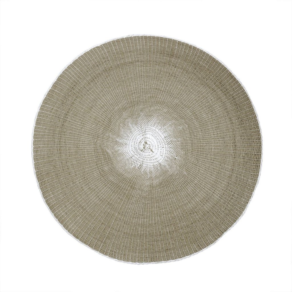 Indaba Willa Woven Placemat Set of 4