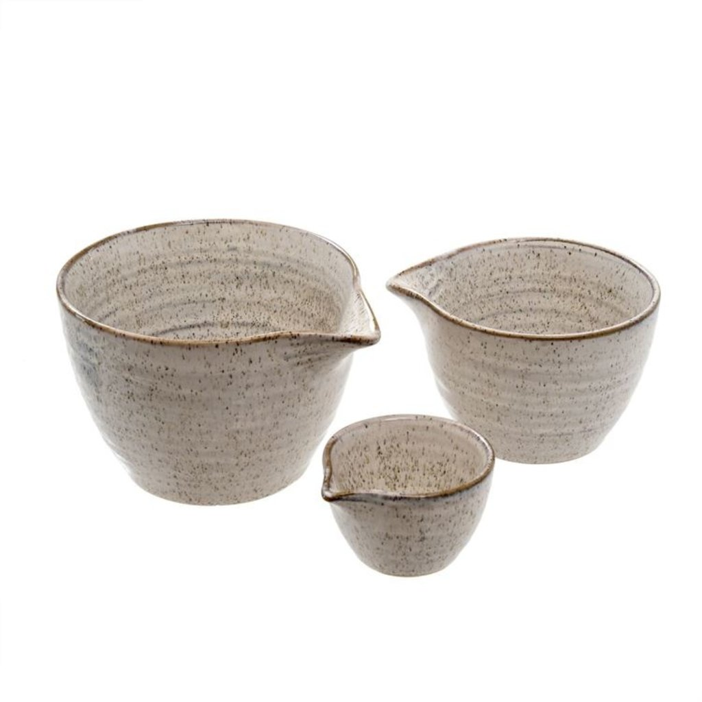 Galiano Spouted Bowls