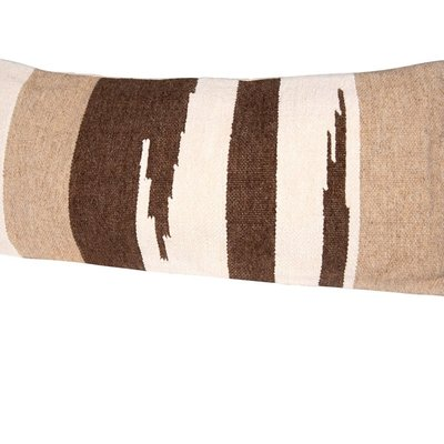 Hand Woven Wool Kilim Pillow