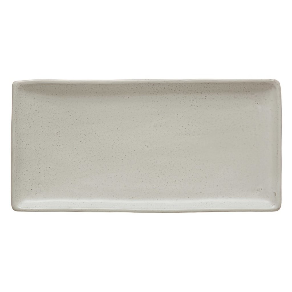 Matte Stoneware Platter