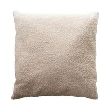Square Woven Cotton Boucle Pillow