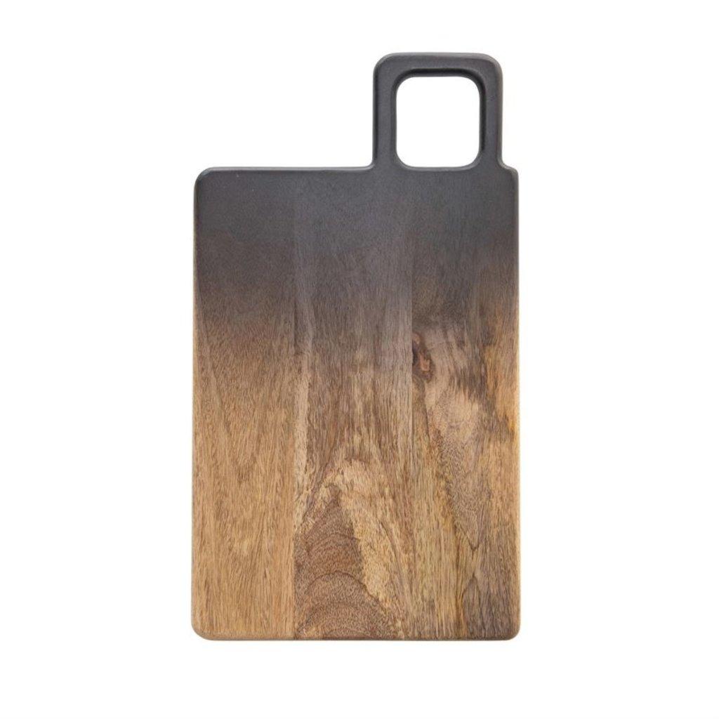 Mango Wood Cheese/Cutting Board with Handle