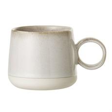 Stoneware Carrie Mug, set of 4