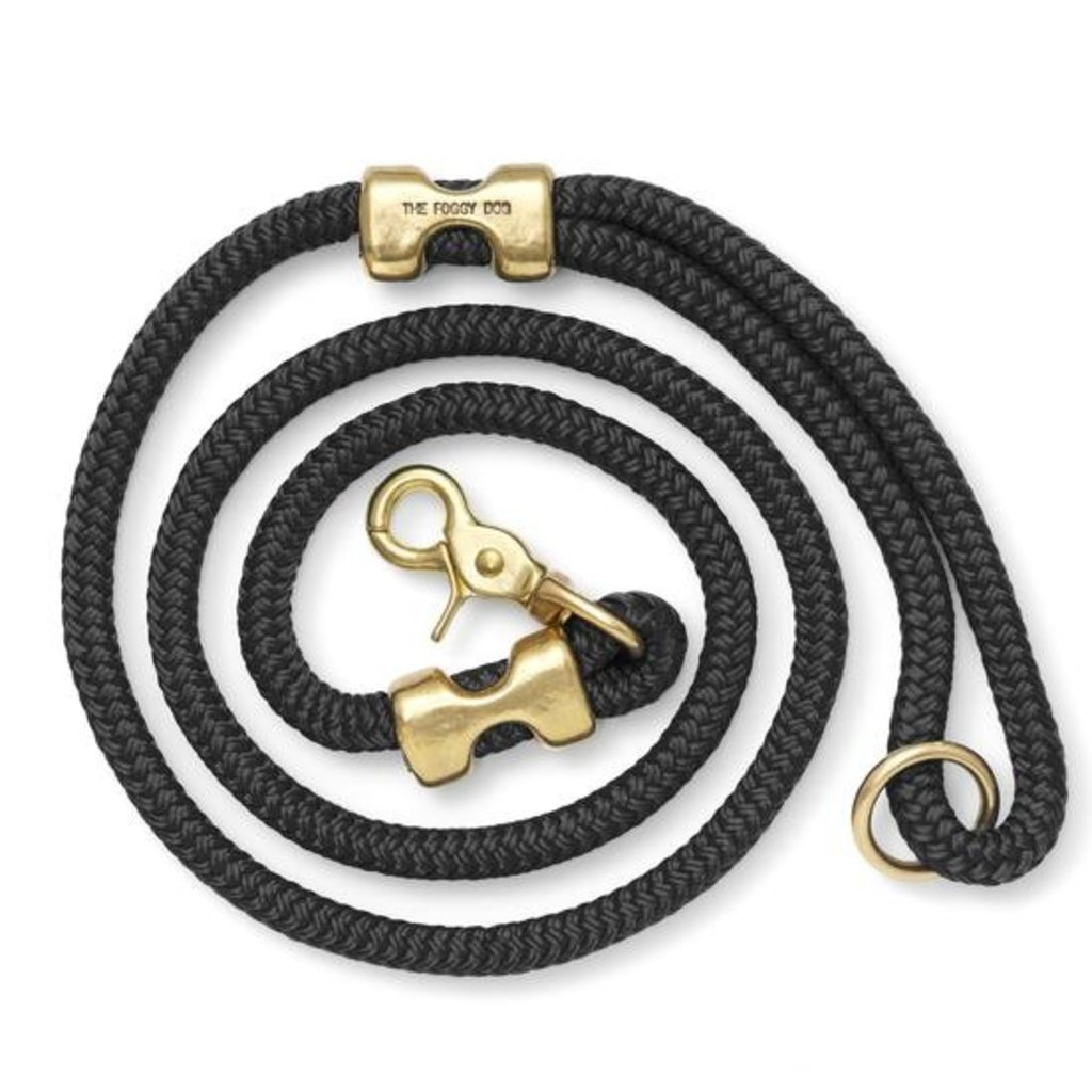 The Foggy Dog Marine Rope Dog Leash 4 feet