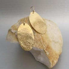 Maddalena Bearzi Marea Bronze Earrings