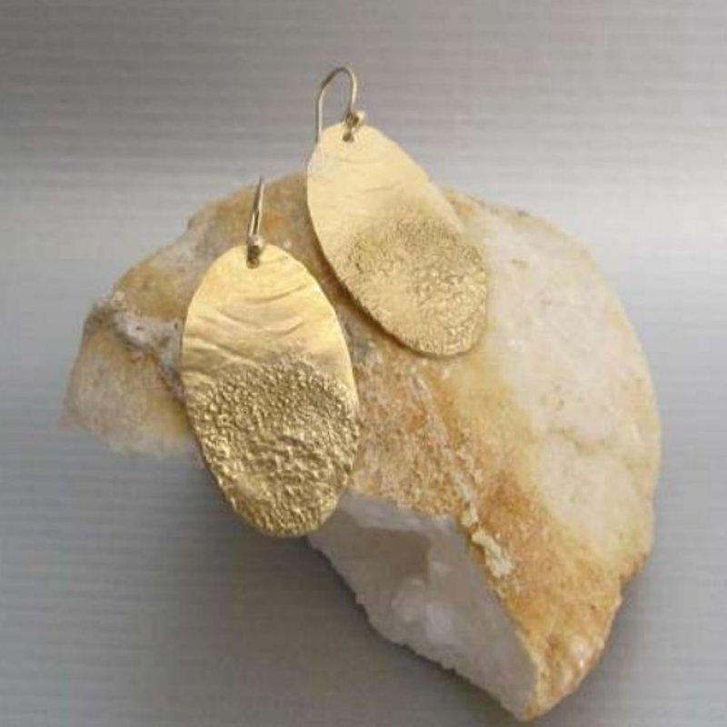 Maddalena Bearzi Marea Bronze Earrings