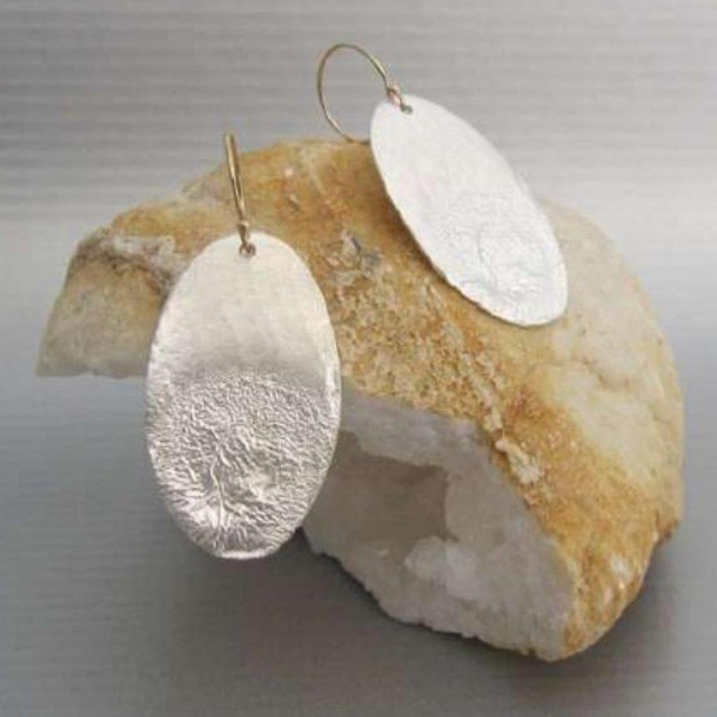 Maddalena Bearzi Marea Silver Earrings