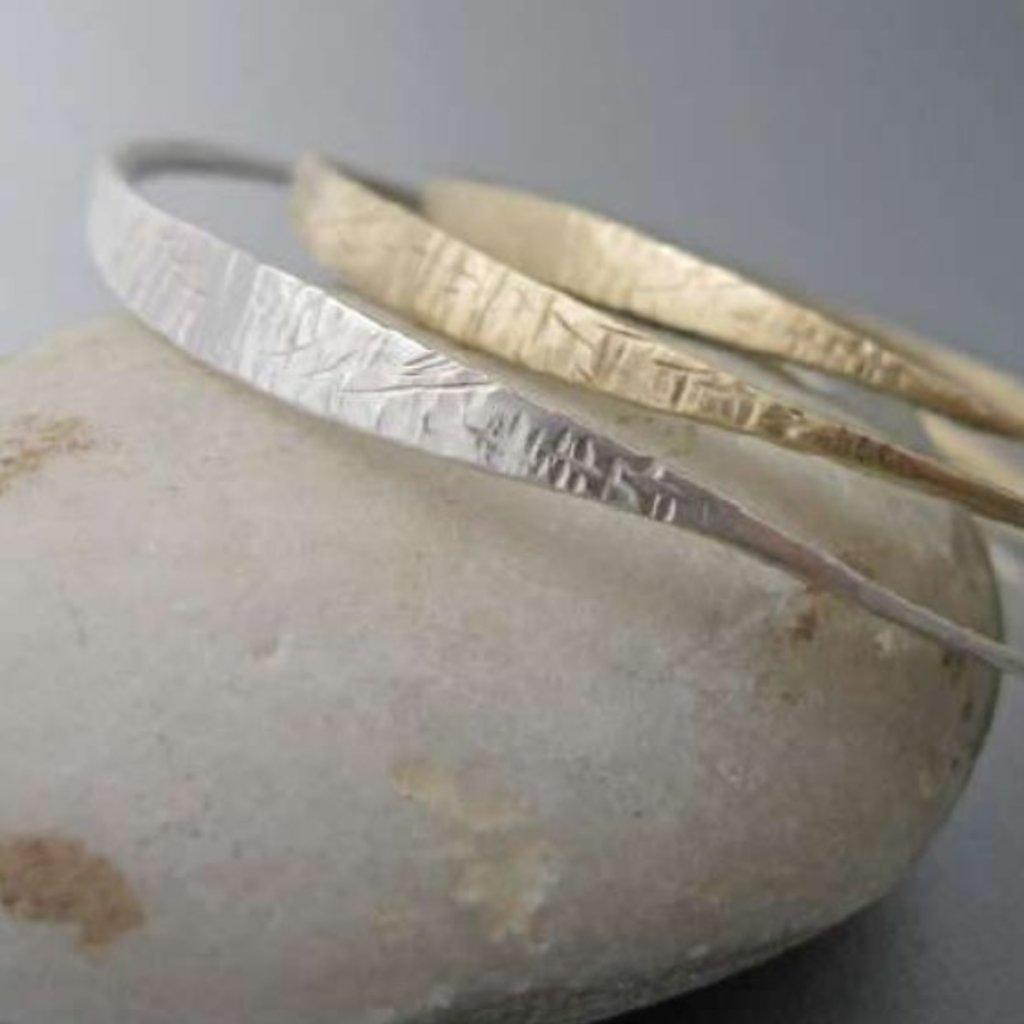 Maddalena Bearzi Marea Alta Silver Bracelet