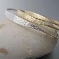 Marea Alta Silver Bracelet