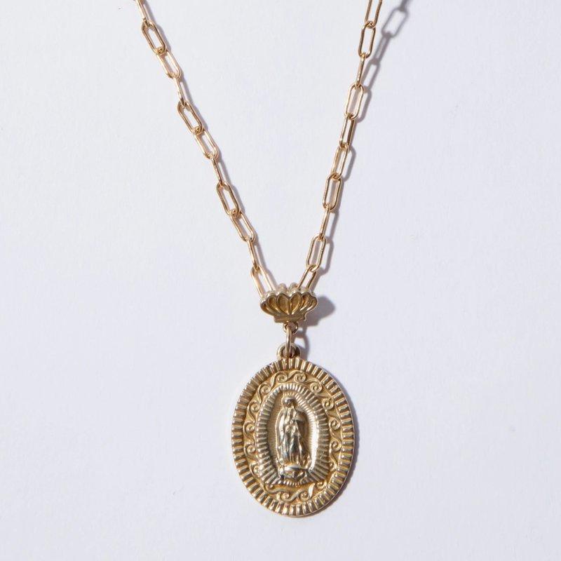 ILD Serpent Milagros Necklace