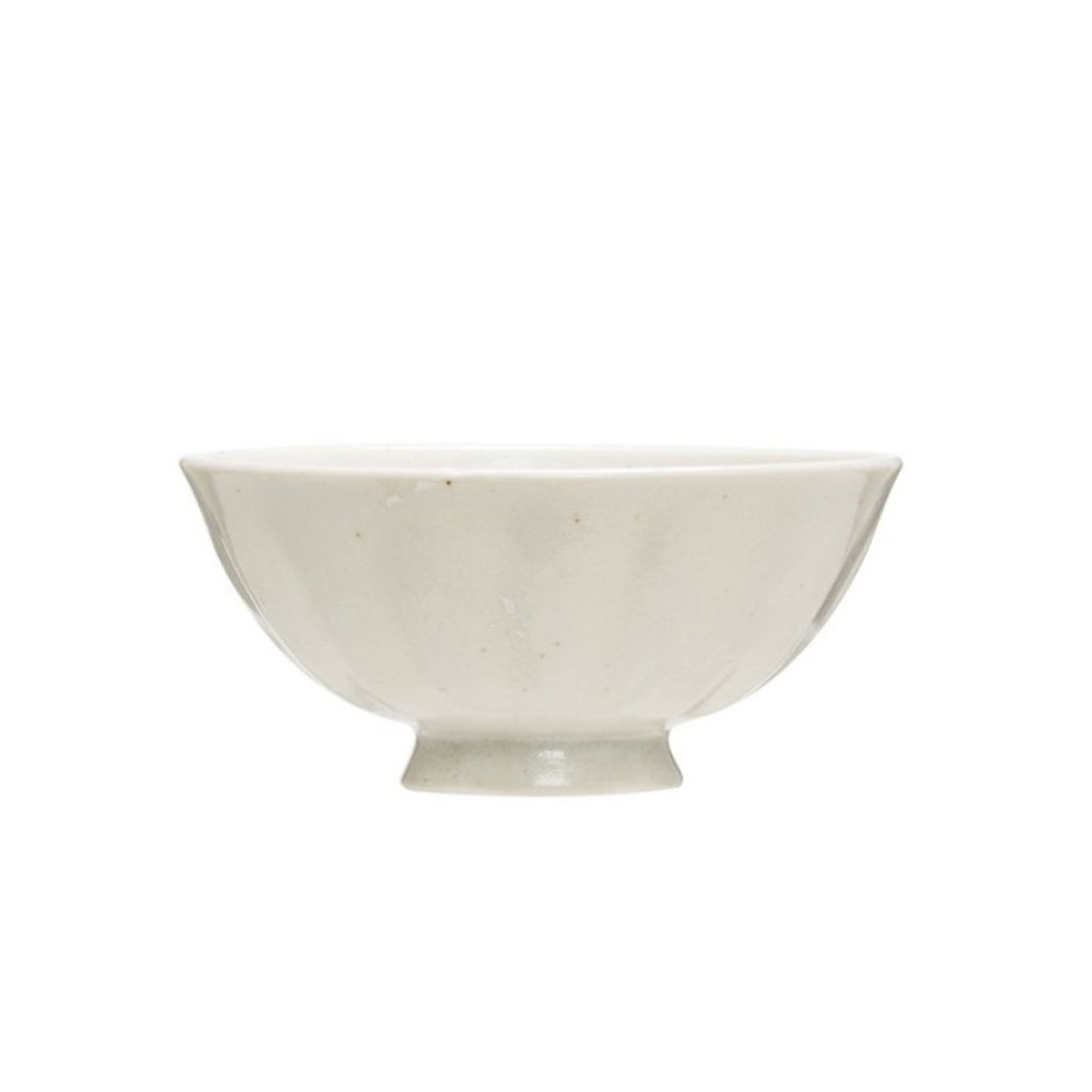 Porcelain Latte Bowl Set of 4