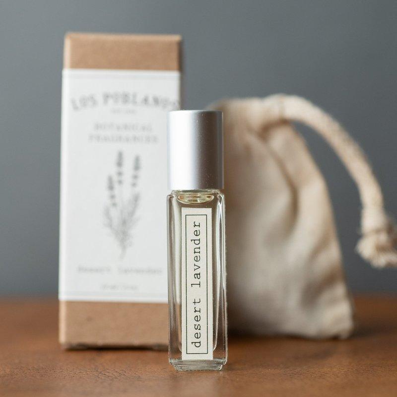 Los Poblanos Botanical Fragrance, Desert Lavender, 8ml