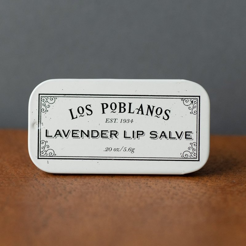 Los Poblanos Lip Salve .2oz