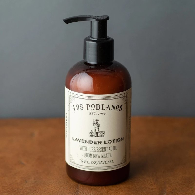 Los Poblanos Lotion 8oz