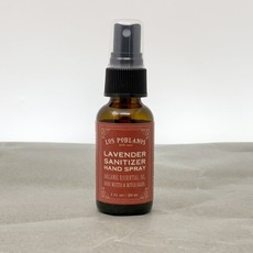 Hand Sanitizer Spray, 1 oz Amber