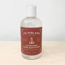 Los Poblanos Hand Sanitizer Gel 8oz