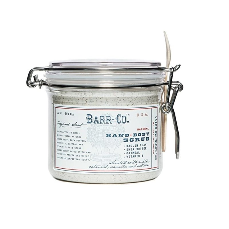 Barr Co Original Scent Sugar Scrub