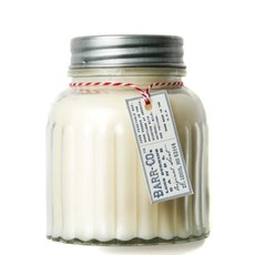 Barr Co Apothecary Jar Candle