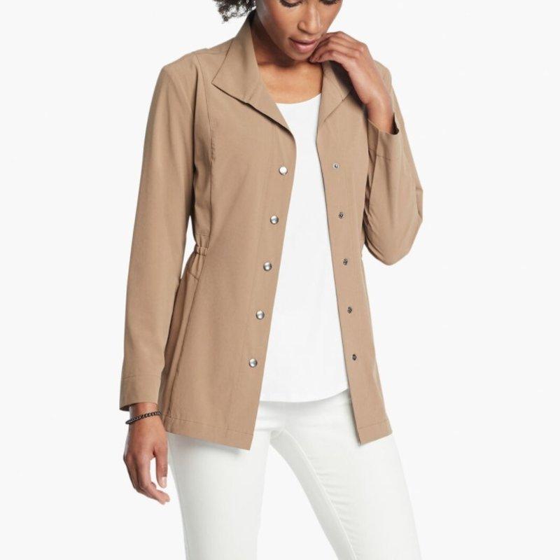 Tech Stretch Jacket Cork