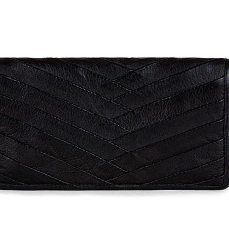 Amsterdam Heritage Kallis Black Wallet