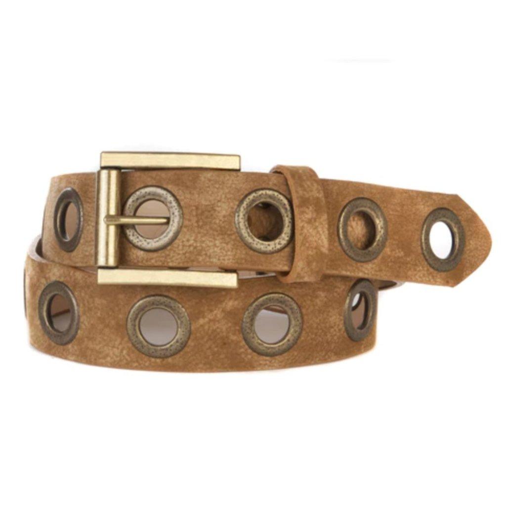 Leysa Safari Cognac Belt