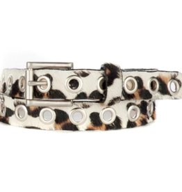 Brave Dai Leopard Belt