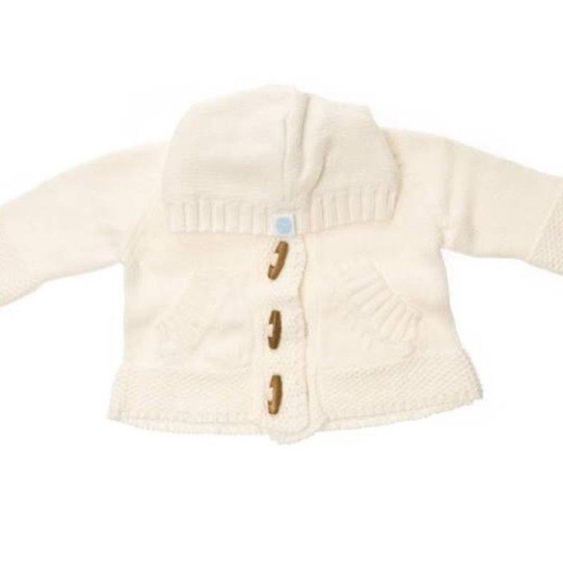 Beba Bean Knit Hoodie