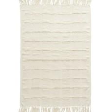 Cotton Blend Chenille Throw