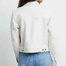 Rails Steffi Heather Stone Cropped Jacket