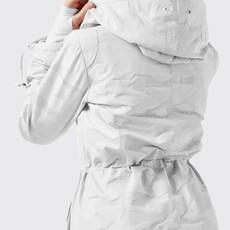New Camo Woven Coat