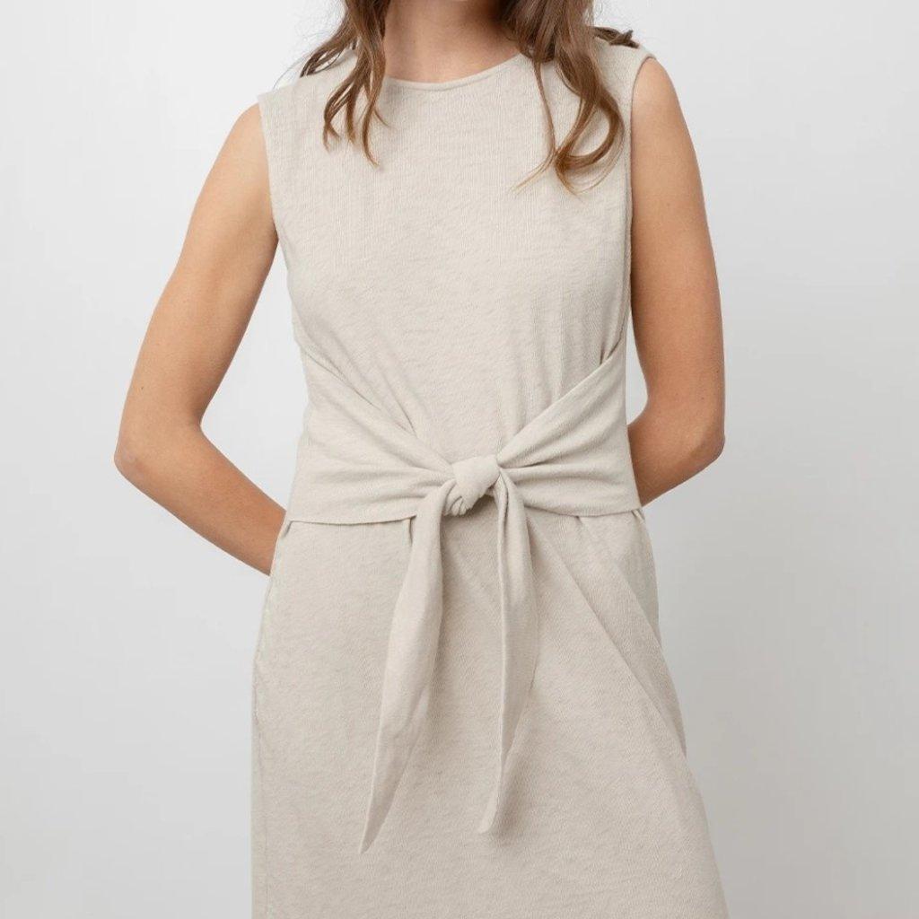 Rails Cora Slub Jersey Dress