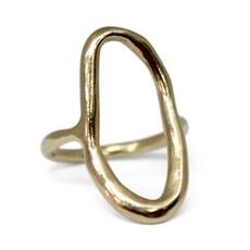 Amanda Hunt Lake Bronze Ring