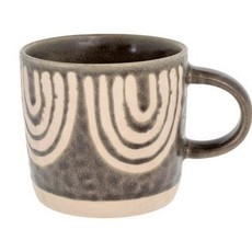 Indaba Arches Mug S/2