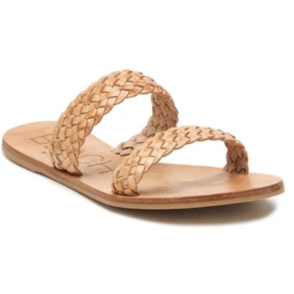 Tulum Naked Leather Slide