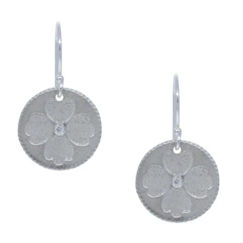 Lulu Flynn Sterling Silver Small Earrings