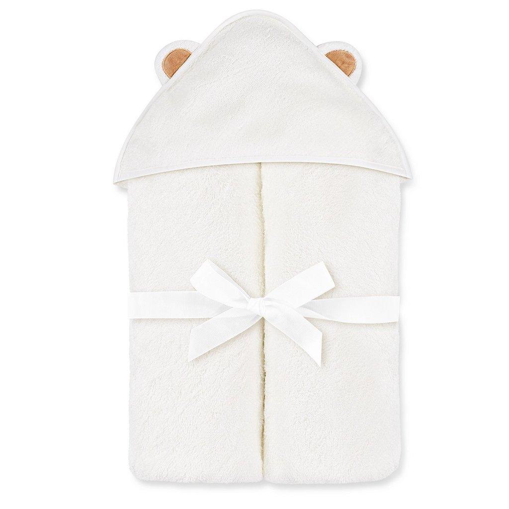 Bamboo Baby Bath Hooded Towel O/S
