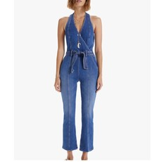 Mother HALTER HUSTLER JUMPSUIT ANKLE