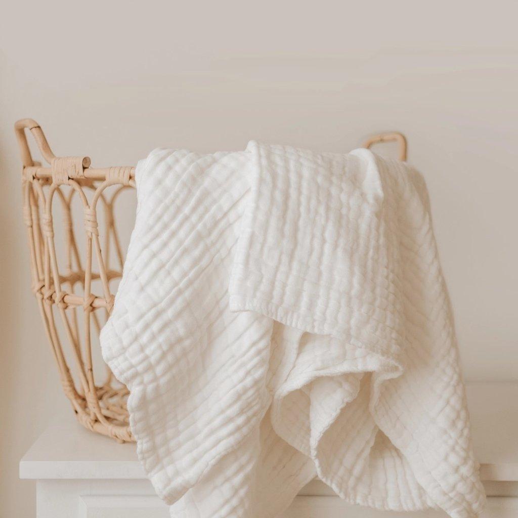 Gauze Baby Blanket