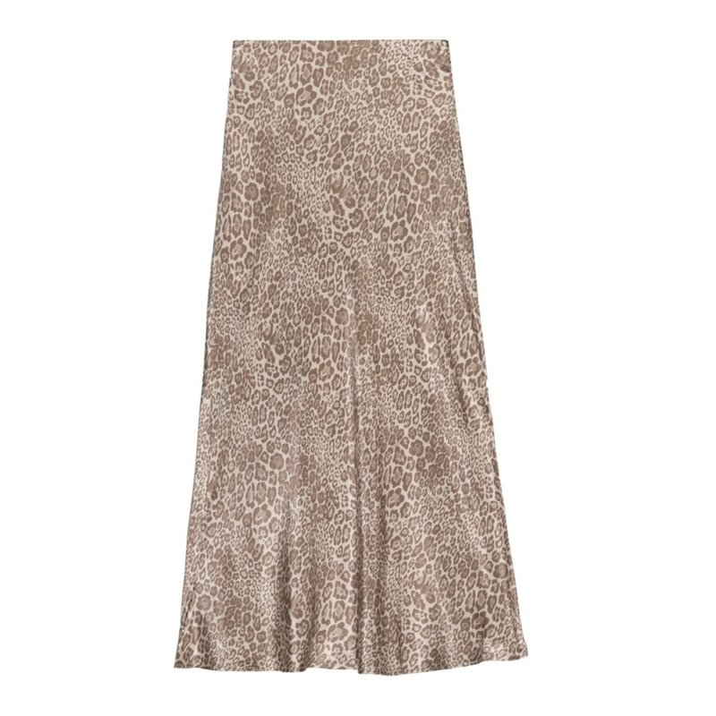 Rails Anya Tan Cheetah Skirt