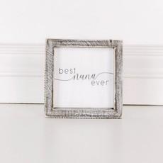 Wood Frame Sign (BST NANA EVR)