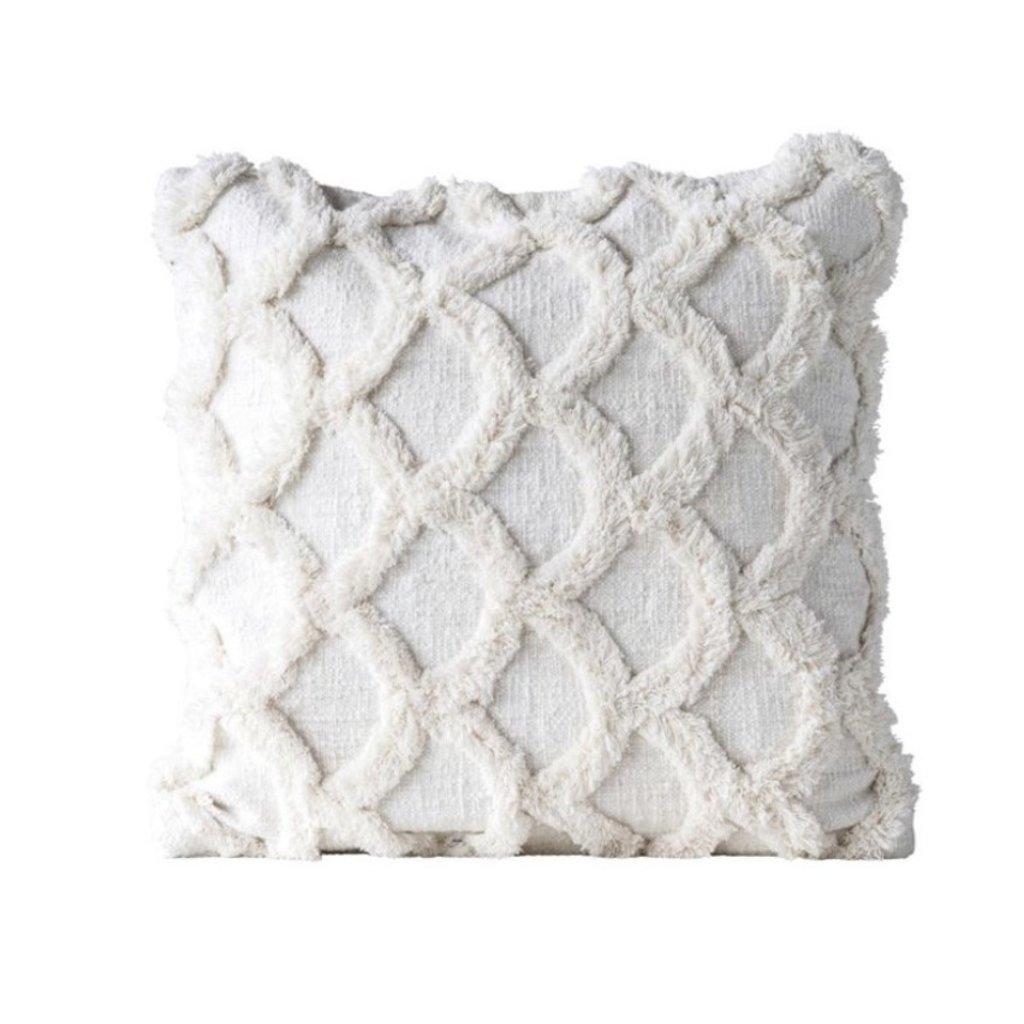 Cotton Chenille Pillow