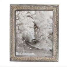 Carved Frame Mirror