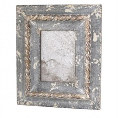 Breadboard Frame Mirror