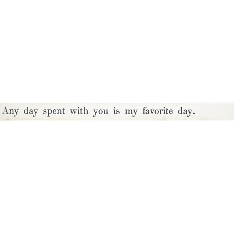 Sugarboo Any Day With You Poetry Stick