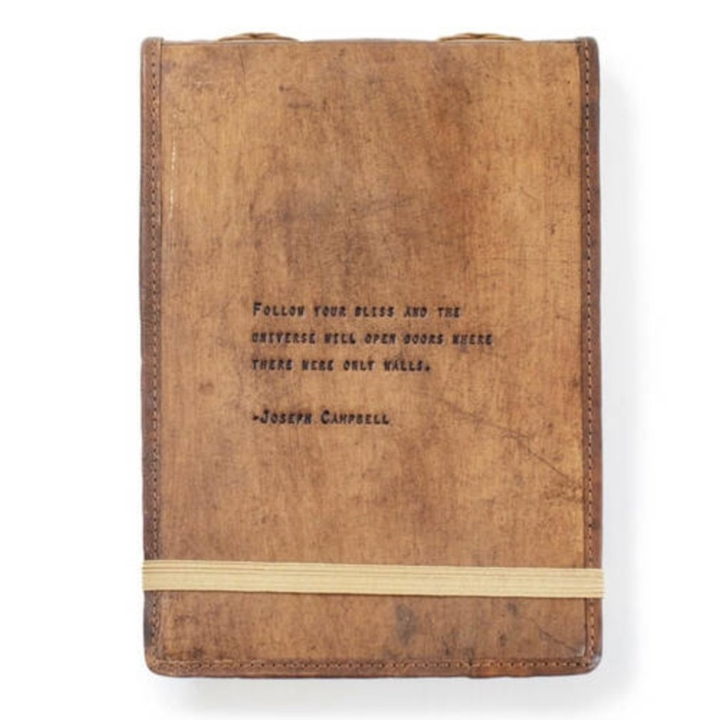 Sugarboo Large Joseph Campbell Leather Journal
