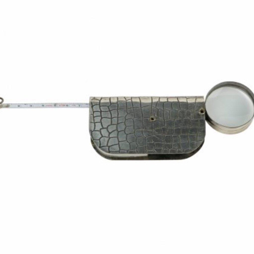 Silver Measuring Tape